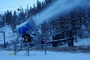 A-Basin, Loveland start snowmaking operations