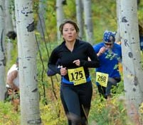 Final race of Vail Mountain Trail Running Series s...